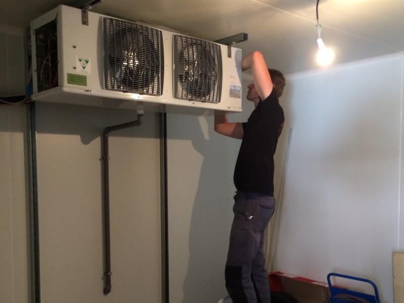 eurofroid climatisation - Equipements frigorifiques magasin fruits et legumes