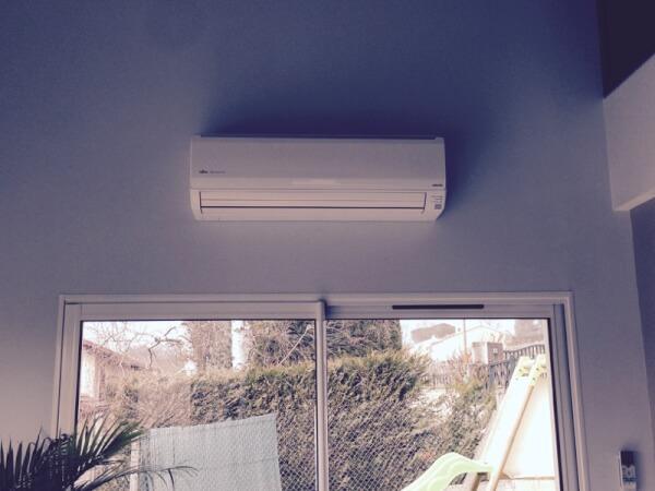 climatisation maison particulier