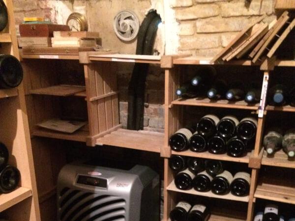 climatisation cave a vin FONDIS SP 100