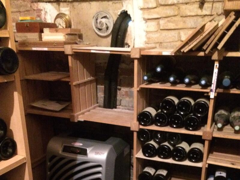 eurofroid climatisation - climatisation cave a vin FONDIS SP 100